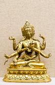 Hindu mythology traditional statuette — Stock Photo