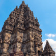 Prambanan temple site — Stock Photo