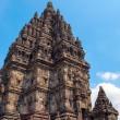Prambanan temple site — Stock Photo