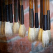 Writing brush — Stock Photo #8316427