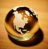 The globe — Stock Photo