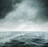 La tormenta — Foto de Stock