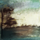 Pastel abstracto — Foto de Stock