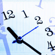 Time background 2 — Stock Photo #8160295