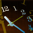 Stock Photo: Time background 5