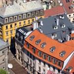 Rooftops of Riga — Stock Photo