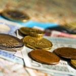 Travel expenses — Stock Photo