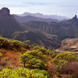 Roque Bentayga in Gran Canaria — Stock Photo