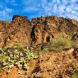 Gran Canarian Mountains — Stock Photo #8162669