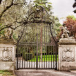 Stock Photo: Gates