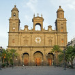 Cathedral of Canaria — Stock Photo #8162817