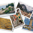Stock Photo: Postcards from Lake Garda