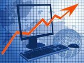 IT business — Stock Photo