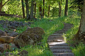 Stone stairs — Stockfoto
