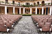 Courtyard auditorium — Photo
