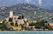 Malcesine — Stock Photo