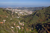 Gran Canaria mountains — Stock Photo