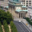 Brandenburg Gate — Stock Photo #8521337