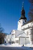 Dome Church in Tallinn — Stock Photo