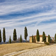 Tuscany Villa — Stock Photo