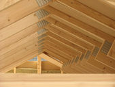 Roof Framework — Stock Photo