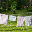 laundry day — Stock Photo