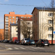 Stock Photo: Suburb of Tallinn