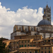Siena Architecture - Stock Photo