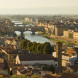 Arno River — Stock Photo