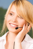 Helpline — Stockfoto