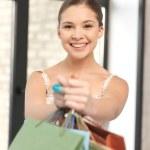Shopper — Stock Photo #9568901