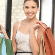 Shopper — Stock Photo #9626245