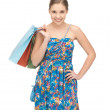 Shopper — Stock Photo #9626965