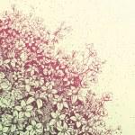 Flower bouquet. — Stock Vector