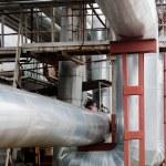 Old energy facility. — Stock Photo #10133360