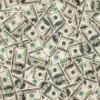 Dollars seamless background. — Stock Photo #8232432