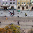 Lviv at autumn, Ukraine — Stock Photo #8243499