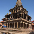 Krishna mandir — Stock Photo