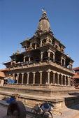 Krishna mandir — Stock Photo