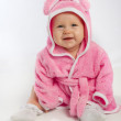 Smiling baby — Stock Photo #8630901