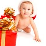 Santa baby — Stock Photo #8649732