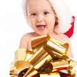 Christmas baby — Stock Photo #8649752