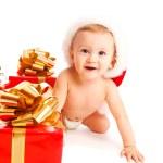 glada barn — Stockfoto
