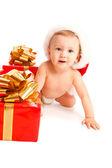 Santa baby — Stock Photo