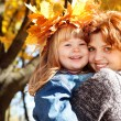 Mother and daughter — Stock Photo #8653450