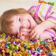 Candy kid — Stock Photo #8676777