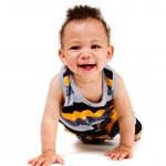 Funny baby — Stock Photo
