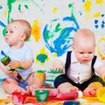 Babies — Stock Photo #8691814