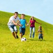 Family lifestyle — Stock Photo #8692408
