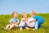 Niños pequeños — Foto de Stock